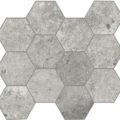 debris cinder hexagon