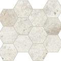 debris talc hexagon
