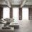 living, sofa e pouf dinger German Company, foto Ralf Uhler